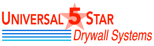 Universal 5 Star Drywall Systems
